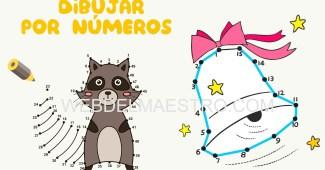 Dibujar por números