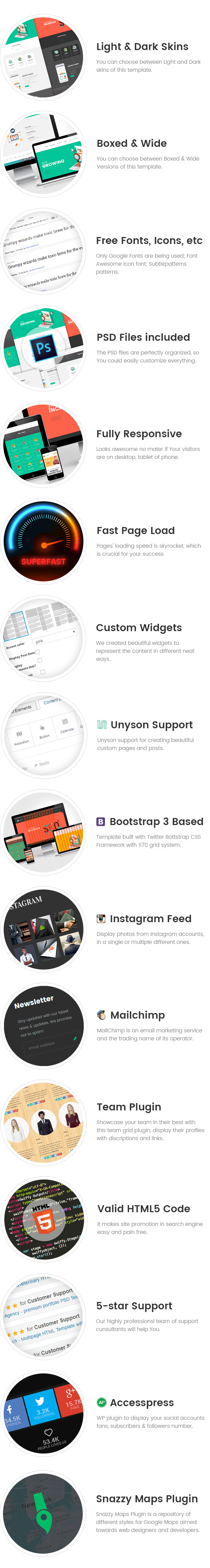 SEO Boost - SEO/Digital Company WordPress theme