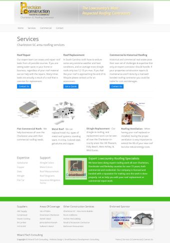 Roofing Websites and Marketing Roofers