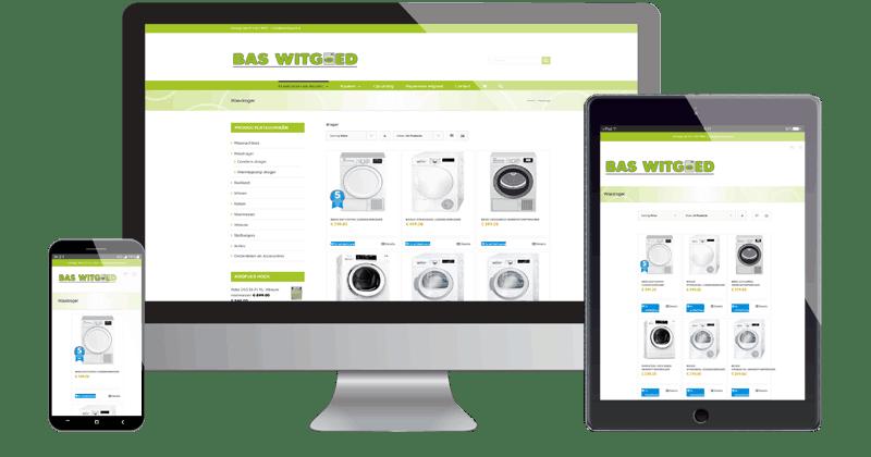 Referenties projecten Webdesign B2B