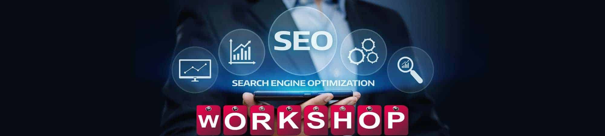 Workshop SEO zo doe je dat