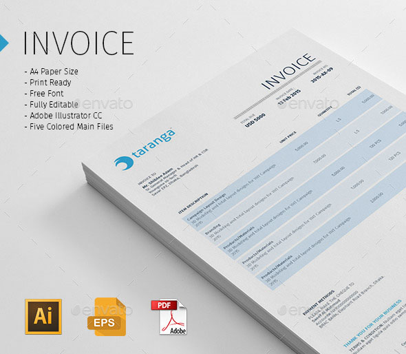 Browse 344 receipt books stock photos and images available, or start a new search to explore more stock photos and images. 70 Invoice Design Templates 2021 Psd Word Excel Pdf Indesign