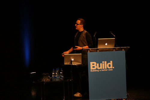 Build Conference 2009