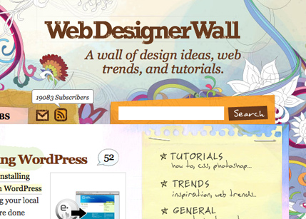 Web Designer Wall