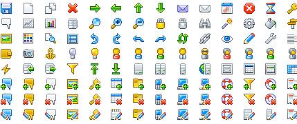 ASP.NET Icons