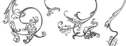 Free Vectors: Hand-Drawn Decorative Elements