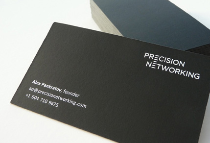 Precision Networking