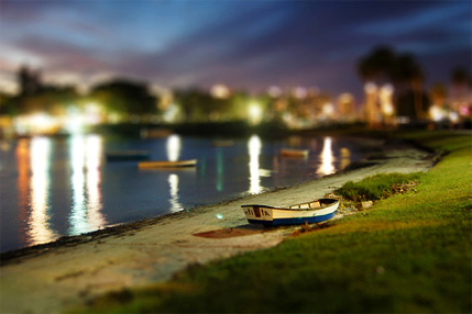 Tilt Shift Photoshop Tutorial: How to Make Fake Miniature Scenes