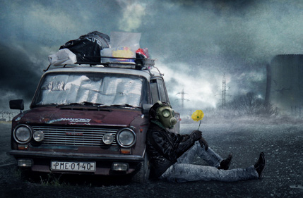 How To Create a Post Apocalyptic Photo Manipulation