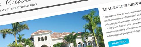 deCasa: A Premium WordPress Theme for Real Estate