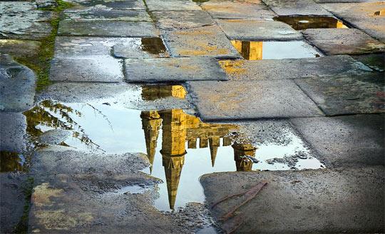 reflective photography