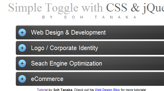 simple jQuery toggle