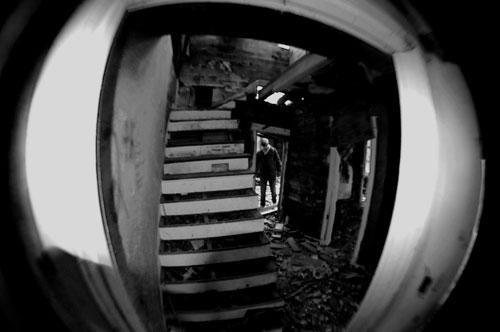 stairway of destruction