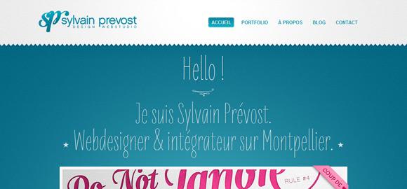 Sylvain Prevost Design Studio