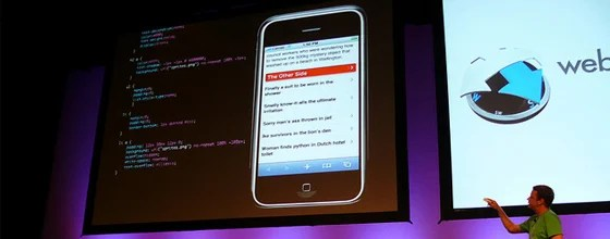 Streamlined CSS collections on iPhone mobile