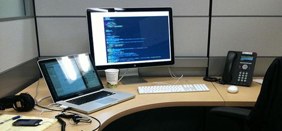 OS X Developer Workdesk