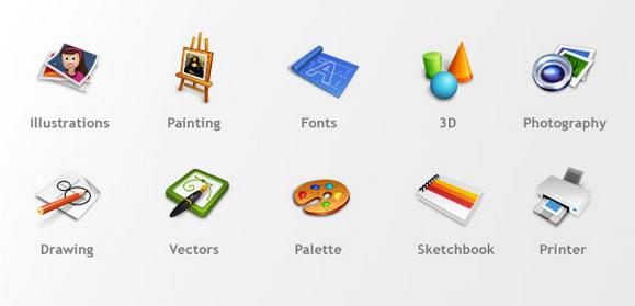 Designers Icons
