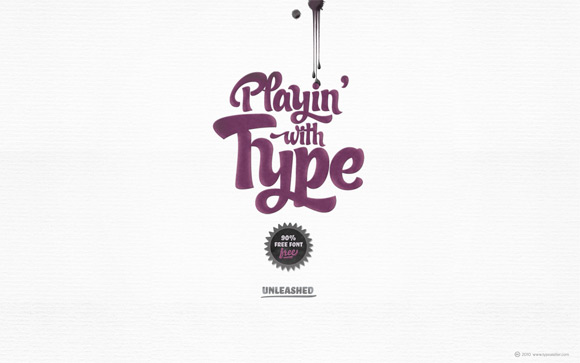 Playin' with Type