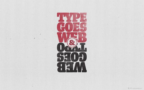 Type Goes Web
