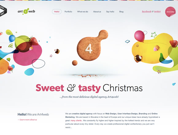 Colors in Web Desing - White