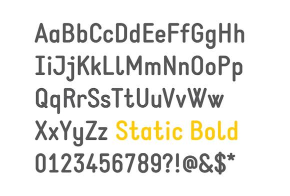 10 Free Fonts