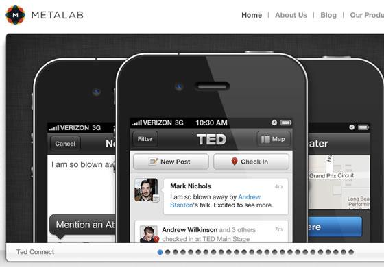 MetaLab Studios iPhone apps