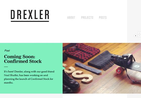 Drexler agency drxlr studio