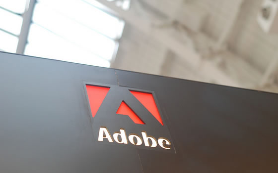 Adobe dark design logo brand