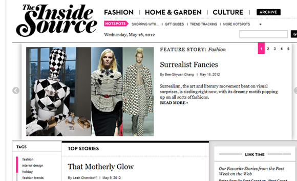 The Inside Source magazine online