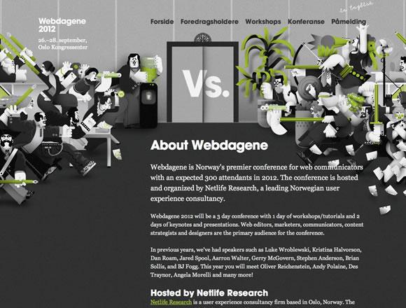 bwg13 21 Geniales ejemplos de uso de pocos colores en diseño web