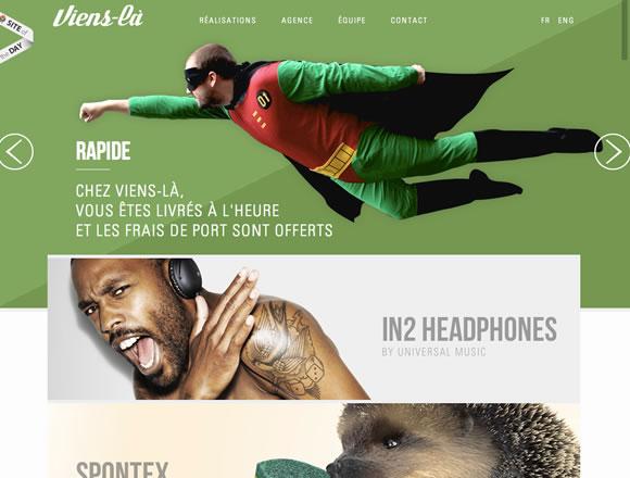 colorfulsites06 21 Ejemplos de uso de colores distintos en diseño web