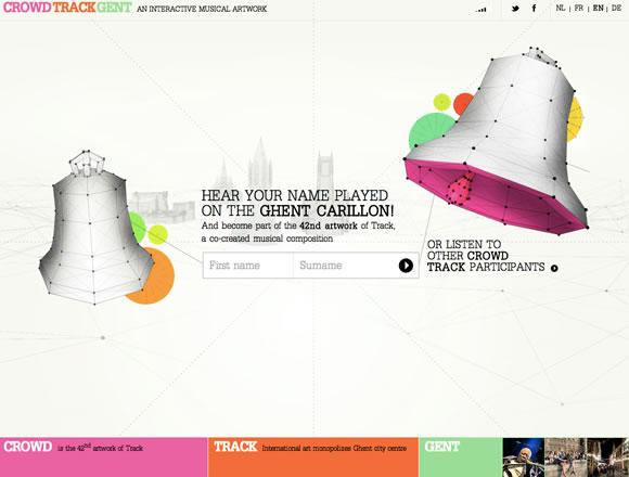colorfulsites14 21 Ejemplos de uso de colores distintos en diseño web