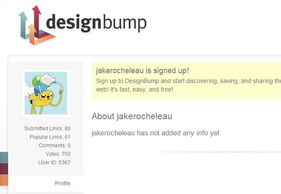 Design Bump social design news