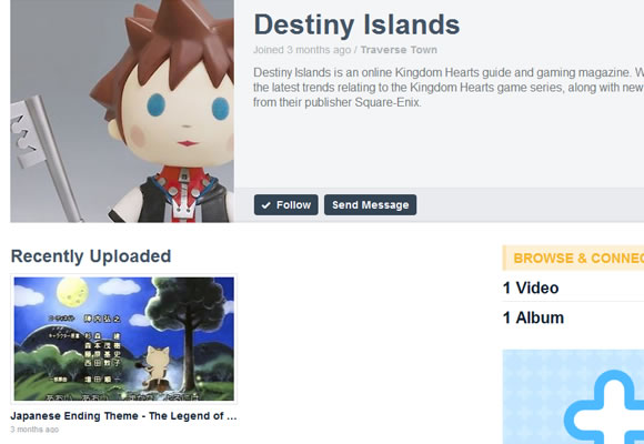 Destiny Islands video profile on Vimeo