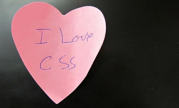 Pink CSS i love web design