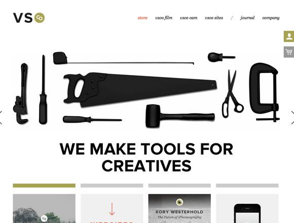 White Usage in Web Design