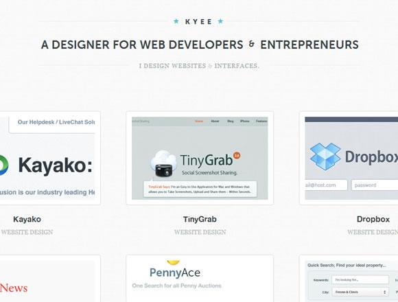 Freelance website designer from England