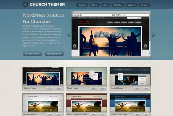 Church Themer
