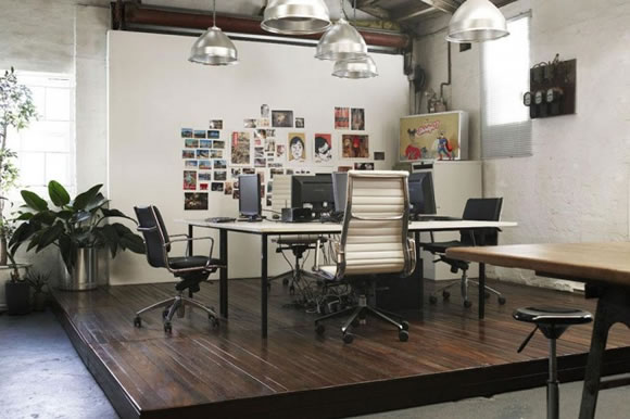 Beautiful and stylish offices web design ledger for Beautiful office design
