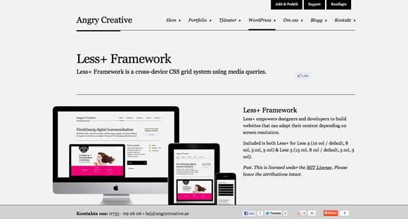 8 Responsive CSS Frameworks
