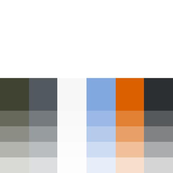 Inspiration: Visual Identity Projects