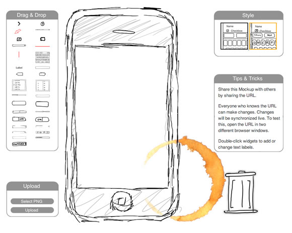 Wireframe Tools