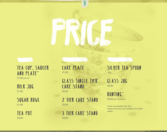 21 Examples of Pricing Pages in Web Design