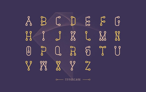 9 Stylish Free Fonts for your Designs