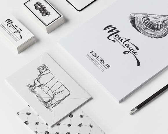 Branding: Elegant and Inspiring Examples