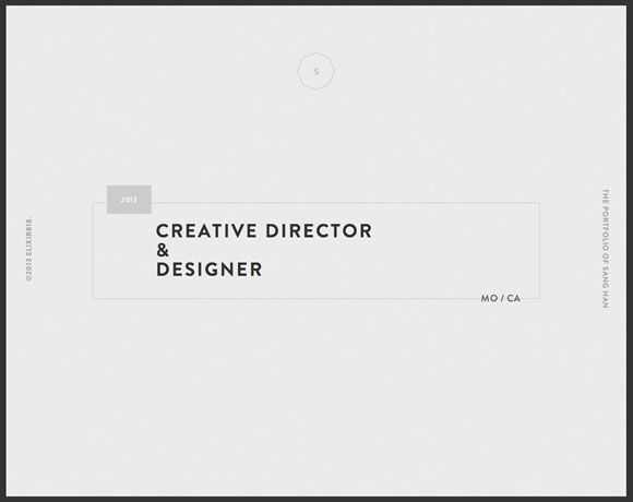 13 Minimalist Web Designs for your Inspiration