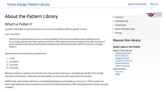 7 Pattern Libraries That Will Help Improve Your Web Development Skills