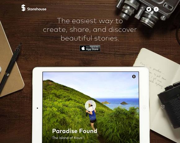 11 Inspiring Service & App Websites