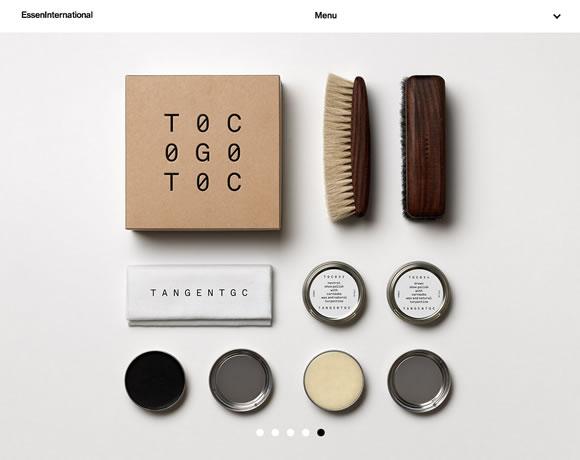 11 Inspiring Minimalistic Websites