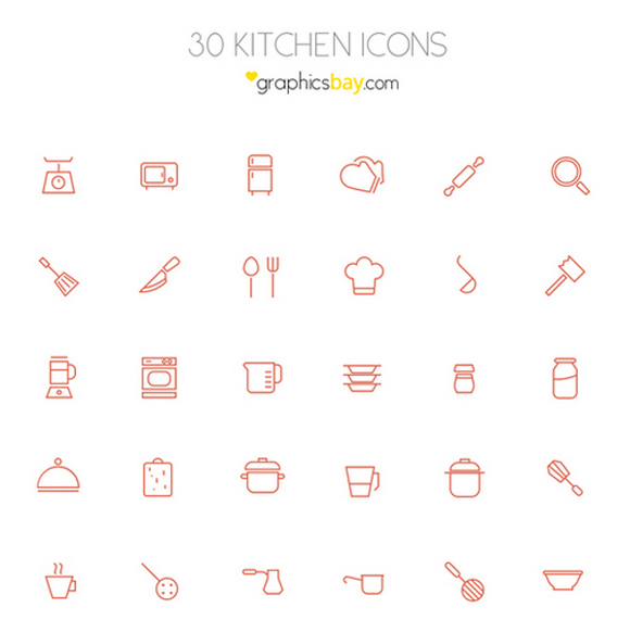 Fresh & Free Icon Sets for Web Designer's Toolbox